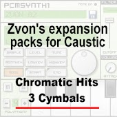 Chromatic Hits 3 - Cymbals
