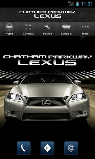 ChathamParkway Lexus