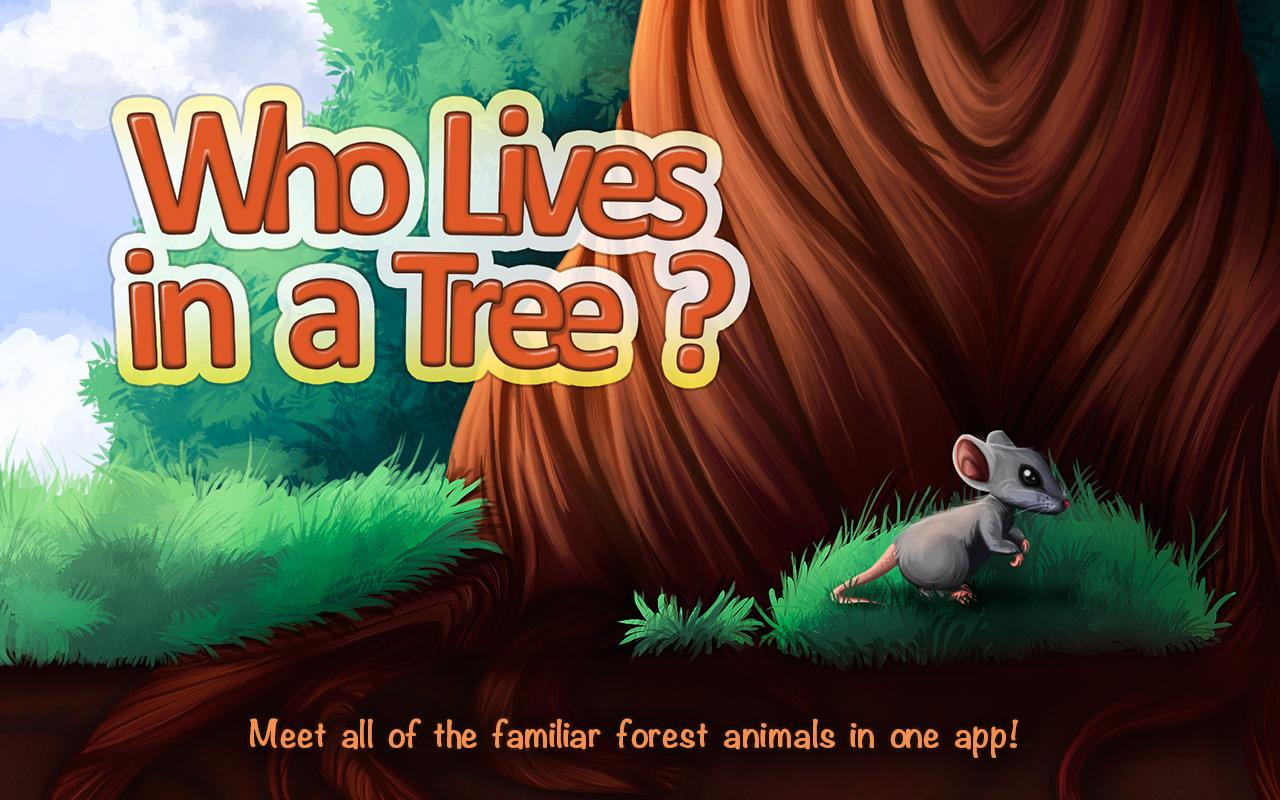 Who Lives in a Tree?- screenshot