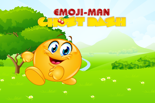 Pop's the Emoji Man Ghost Dash
