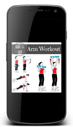 Arm Workouts Exercises