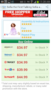 Shop for Kids by TimetoPlayMag - screenshot thumbnail
