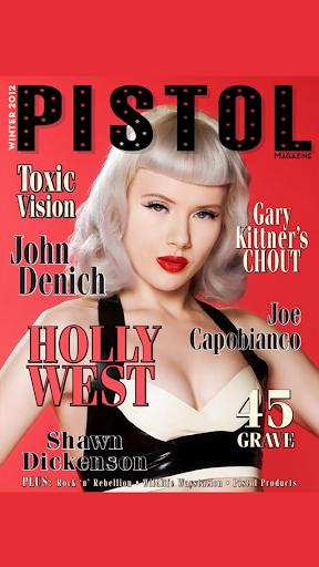 免費生活App|Pistol Magazine|阿達玩APP