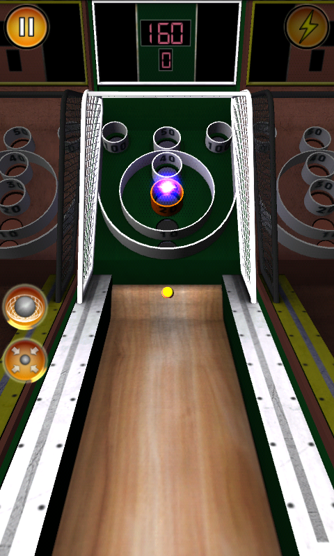 Rally Bowling Free- screenshot