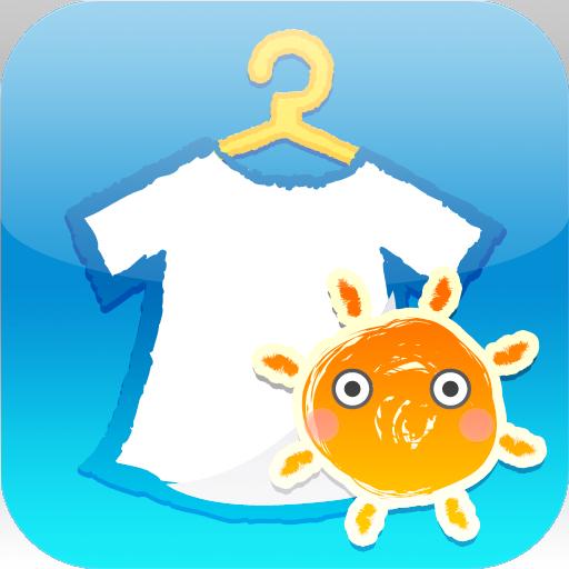 洗濯予報 天氣 App LOGO-APP試玩
