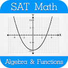 SAT Math Algebra & Functions L icon
