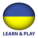 Learn and play. Ukrainian +