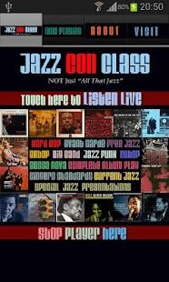 Jazz Con Class Radio - náhled