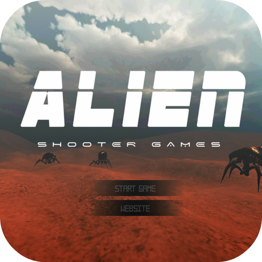 Alien Bugs Defend Shooter Game