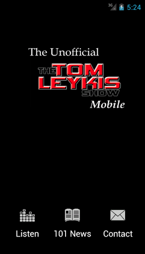 Unofficial Tom Leykis App