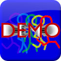 Stickdroid Demo logo
