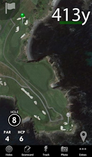 Free Golf GPS & Scorecard - screenshot thumbnail