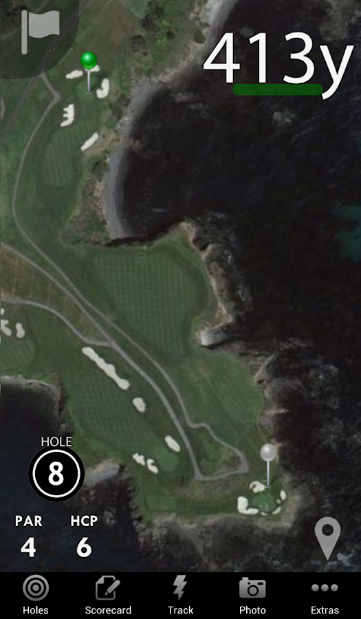Golf GPS & Scorecard - screenshot