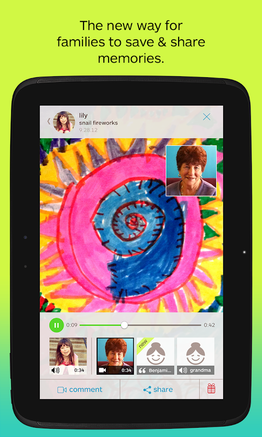Keepy Kids, Art, Photos, Love - screenshot