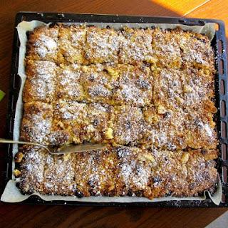 Cinnamon Streusel Coffee Cake.