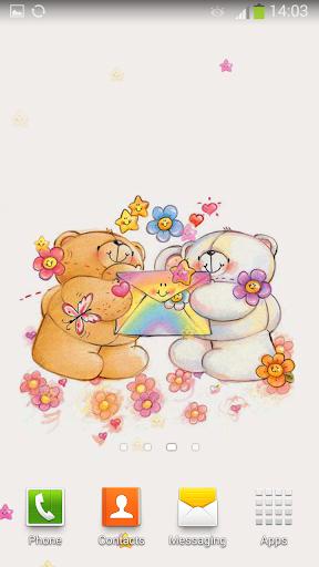 玩具熊 动态壁纸