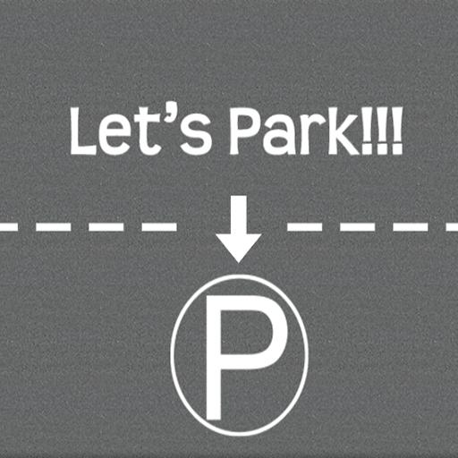 Let's Park LOGO-APP點子
