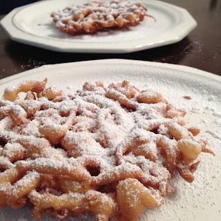Funnel Cakes #SundaySupper