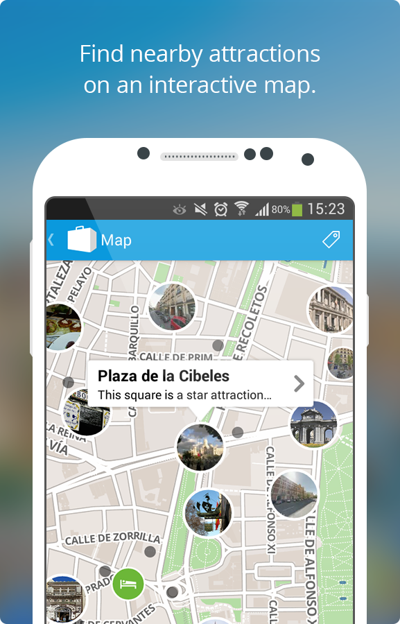 Savannah travel guide map android apps on google play savannah travel guide map screenshot gumiabroncs Gallery