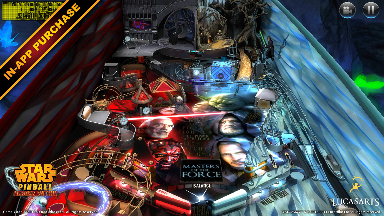 Free Star Wars Pinball 7 Game App | Whole Mom