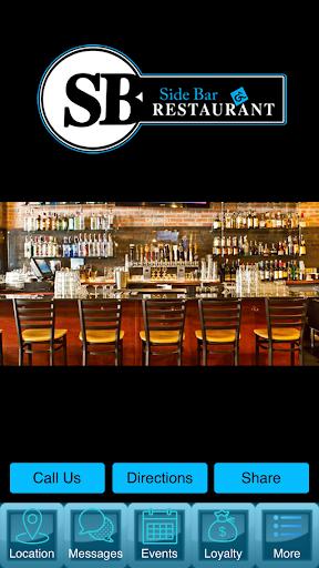Side Bar Restaurant
