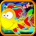 Fish Match 3 Game Free HD Saga icon