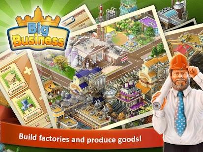 Big Business Deluxe - screenshot thumbnail