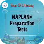 Naplan Y3 Literacy : Tablet