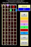 Screenshot of Guitar Chord Cracker