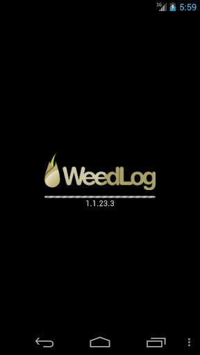 Weedlog - Cannabis Grow Logger