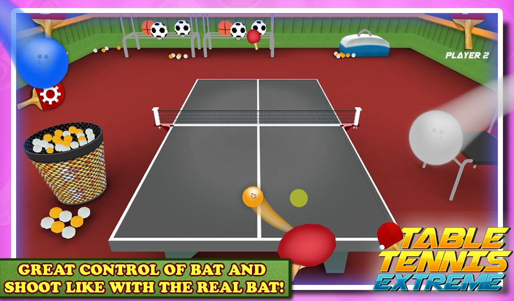 Table tennis extreme android apps on google play for Table tennis 6 0