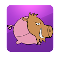 Cochon de friture icon