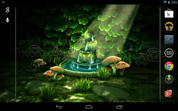 Celtic Garden HD v1.7 APK Full Theme