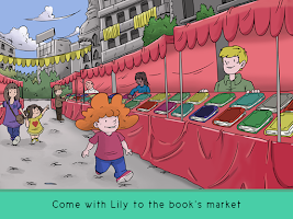 Screenshot of Lily and the Dragon