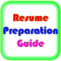 Resume Preparation Guide icon