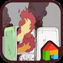 Mozza Hot&Cold Dodol Theme icon
