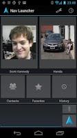 Screenshot of Nav Launcher (beta)
