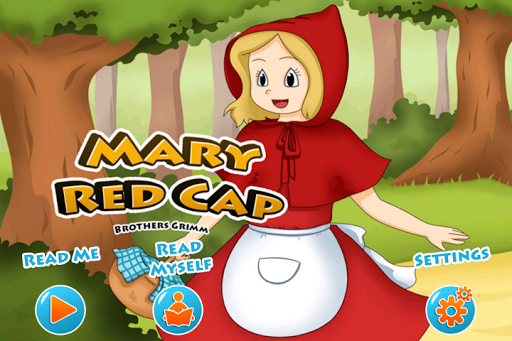 Mary Red Cap