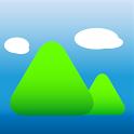 GPS高度計 icon