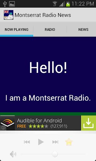 Montserrat Radio News