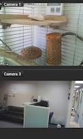 Screenshot of Cam Viewer for Linksys cameras