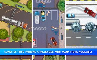 Screenshot of Parking Mania