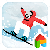 Snowboard dodol theme