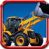 Bulldozer Machine Simulator 3D
