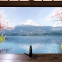 Japanese Scenery - Spring icon