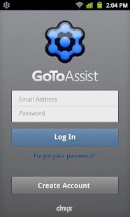 GoToAssist (Remote Support) - screenshot thumbnail