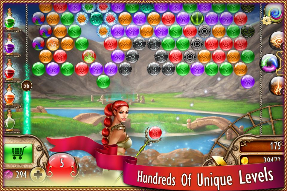 Bubble shooter spiele kostenlos downloaden.