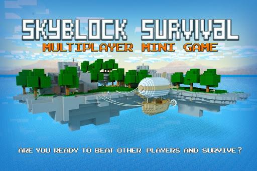 Skyblock Survival - Mini Game