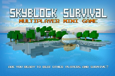 Skyblock Survival - Mini Game 模擬 App-愛順發玩APP
