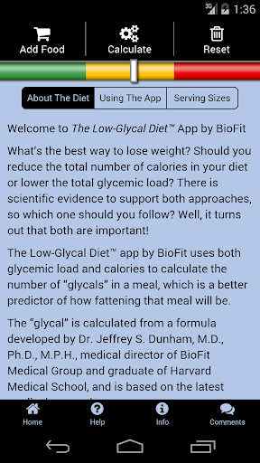 The Low-Glycal Diet™ by BioFit